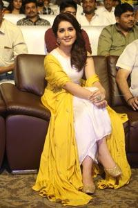Raashi Khanna Balakrishnudu Audio Release