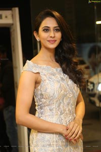 Rakul Preet Singh at Khakee Audio release