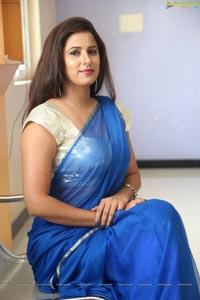 Actress Shravya Reddy