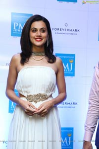 Taapsee Pannu PMJ Jewels