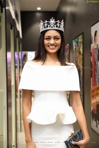 fbb Femina Miss India'18, 2nd Runner-up Shreya Rao
