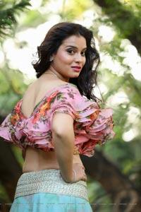 Amrita Acharya Exclusive Photos