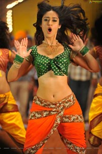 Ileana Indian Midriff Dress