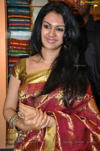 Kamna Jethmalani in Saree
