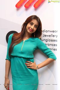Sanjana at Shoppers Stop