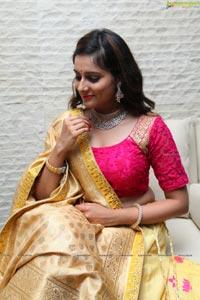 Model Nikitha Chaturvedi Posters