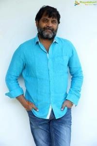 Prabhakar Interview Photos