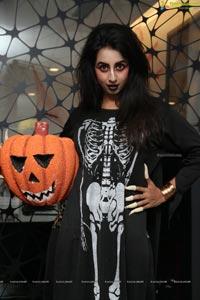 Sanjana Halloween Dress