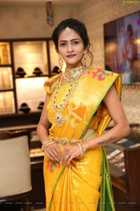 Mubaraka Manepally Jewellers Utsavi Collection