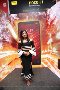 Rashmika Mandanna at Happi Mobiles Store Launch