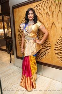 Triveni Rao Manepally Jewellers Utsavi Collection Launch