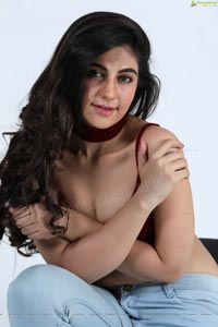 Harshita Panwar Exclusive Studio Shoot