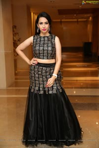 Ankitha Sethi at Sutraa Logo Launch