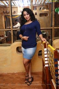 Deepu Naidu @ Kobbarillu Restaurant Launch