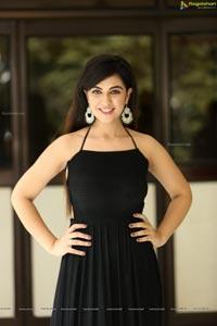 Harshitha Panwar at Bewars Interview