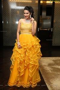 Jenny Honey - Telugu Film Actress