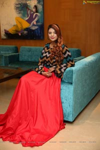 Neha Gupta Sutraa Fashion & Lifestyle Expo Curtain Raiser