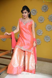 Preethi Singh at Sutraa Logo Launch