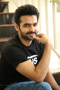 Ram Pothineni Hires Photos