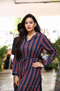 Swetha Jadhav - Silk and Cotton Expo