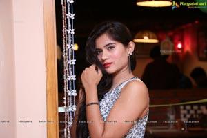 Taara Chowdary @ Kobbarillu Restaurant Launch