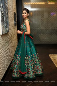 Varshini Sounderajan at Diva Galleria Jewellery Showcase