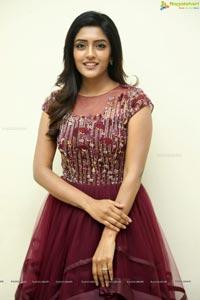 Eesha Rebba @ Aravinda Sametha Success Meet