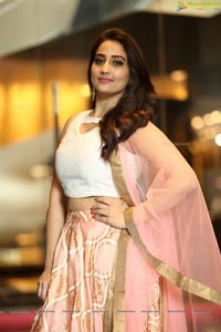 Manjusha @ Aravinda Sametha Success Meet