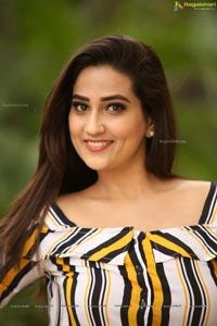 Manjusha @ Ratham Pre-release