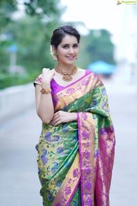 Raashi Khanna Jai Lava Kusa