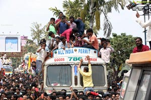 Khairatabad Ganesh Nimajjanam 2018