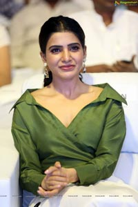 Samantha Akkineni at Devadas Music Party