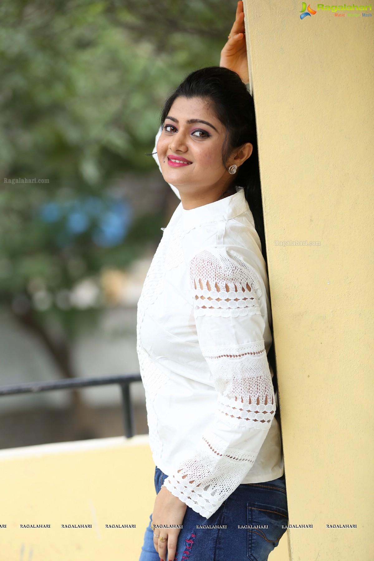 Akshitha at Prementha Panichese Narayana Press Meet