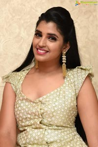 Shyamala at Natam Pre-Release Event