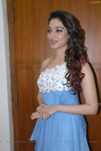Tamanna at Oosaravelli Audio