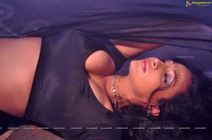 Asha Shaini Aakasamlo Sagam Spicy Photos