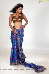 Indian Female Model Saree Photos