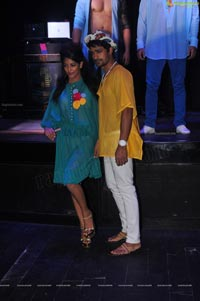 Hot Fashion Show Kismet Pub Hyderabad