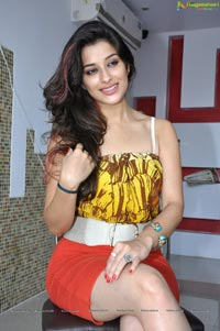 Madhurima in Sleeveless Dress